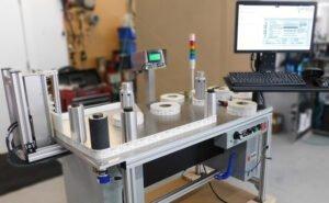 medical labels inspection system
